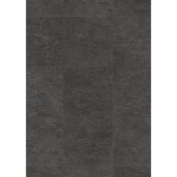 SUELO LAMINADO EXQUISA PIZARRA NEGRA - EXQ1550 - CAJA - 1224 x 408 x 8 mm