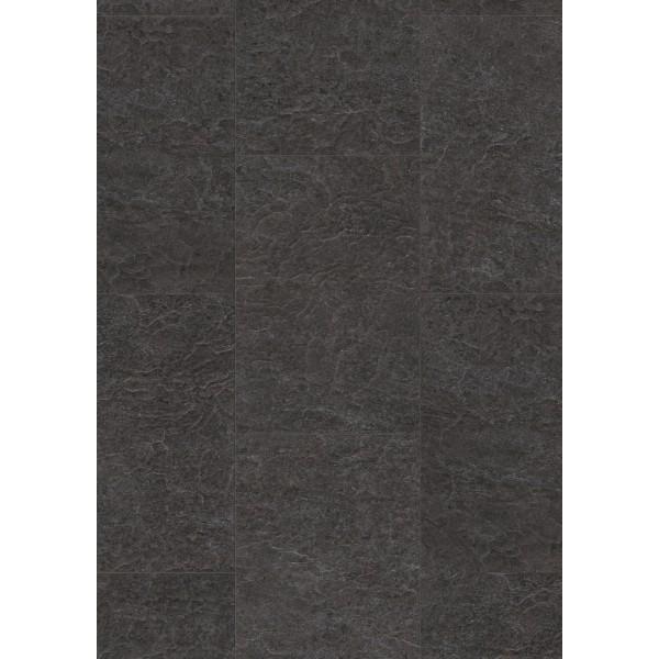 SUELO LAMINADO  EXQUISA PIZARRA NEGRA GALAXY - EXQ1551 - CAJA - 1224 x 408 x 8 mm