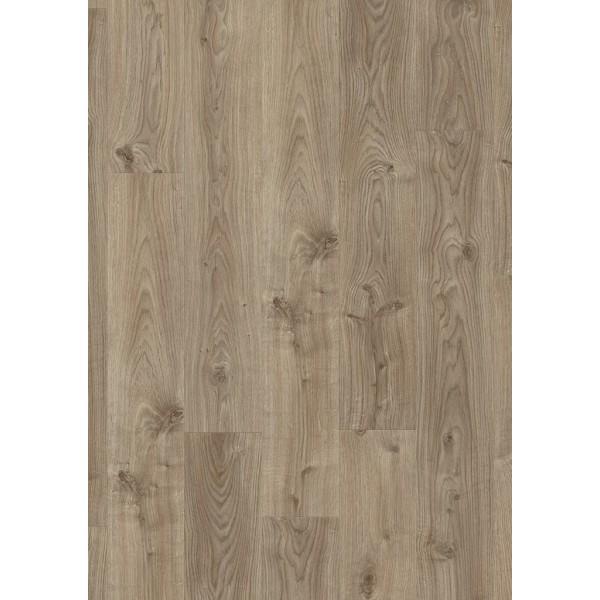 BALANCE GLUE - ROBLE CABAÑA GRIS MARRÓN 1256 x 194 x 2,5 mm -BACP40026-
